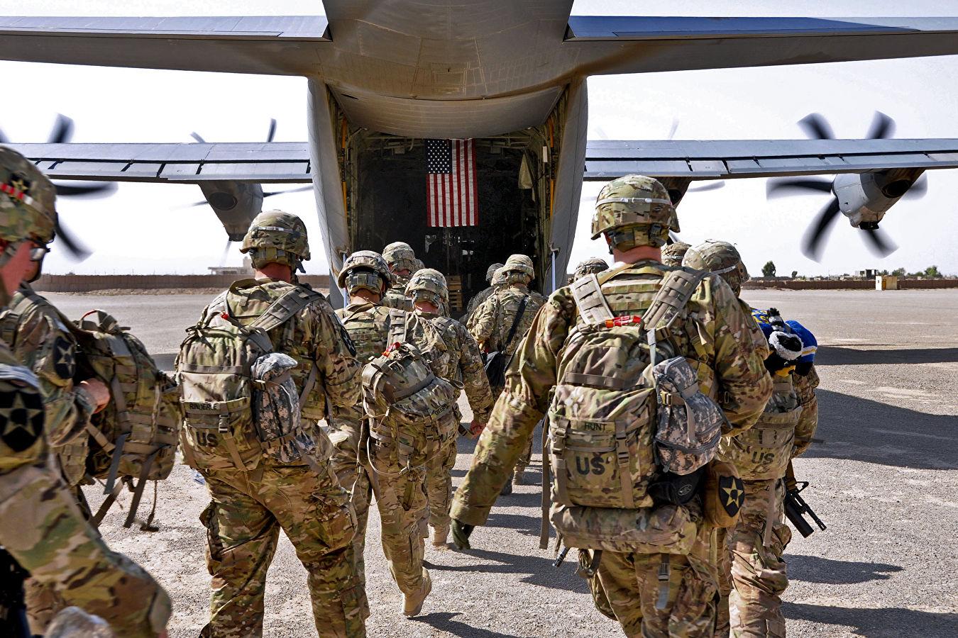 Эксперт Перенджиев объяснил, что скрывается за заявлениями о выводе войск США из Афганистана