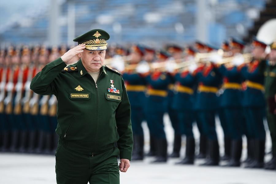 Шойгу заявил о завершении основных преобразований в Российской армии