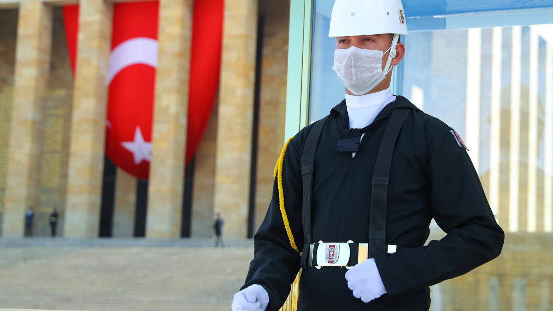 Делегация из РФ посетит Турцию для оценки эпидситуации с коронавирусом